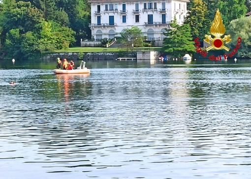 Si tuffa nel Ticino, ragazzo disperso in acqua a Sesto Calende