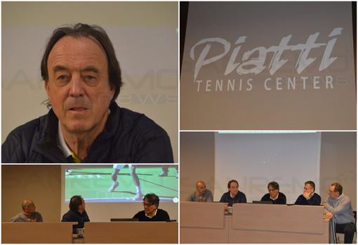 Bordighera: inaugurato ufficialmente il 'Piatti Tennis Center', il coach internazionale presenta la nuova casa dei tennisti di domani (Video)