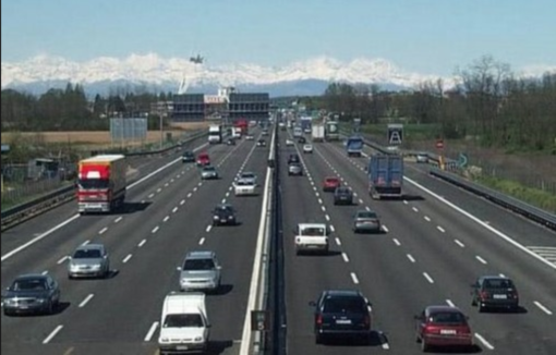 Lavori sulla Stroppiana - Santhià: chiuso lo svincolo per Torino