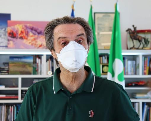 Fontana: «La Lombardia resterà in zona rossa fino all'11 aprile»