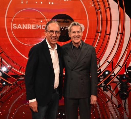 """Si chiude la prima edizione di 'Sanremo Giovani', Biancheri: """"Rapporto sempre più solido tra la Rai e la città, chissà che un giorno non ci sia un'accademia stabile..."""""""