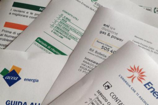 Dal 1° marzo la prescrizione bollettte gas e luce è di 2 anni invece che 5
