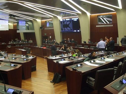 Consiglio approva a maggioranza Piano Regionale di Sviluppo