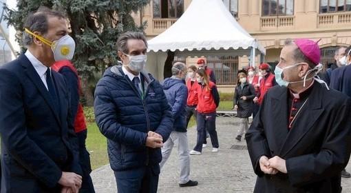 Coronavirus. Monsignor Delpini celebra Messa domani in Duomo alla presenza di Fontana, Sala e del prefetto Saccone in rappresentanza dei cittadini