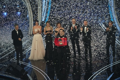 """Diodato vince il 70° Festival di Sanremo con """"Fai rumore"""""""
