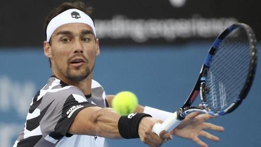 Tennis Australian Open: Fognini supera l'ostacolo Zeballos in tre set: buona la prima a Melbourne. Bella impresa di Sonego, che piega Haase in 4 set