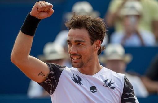 Tennis, Masters 1000 Montecarlo: strepitoso Fognini 6-4 6-2 a Nadal ed è in finale
