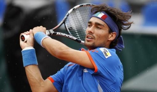 Tennis: Coppa Davis, Fabio Fognini punta di diamante nella sfida al Giappone