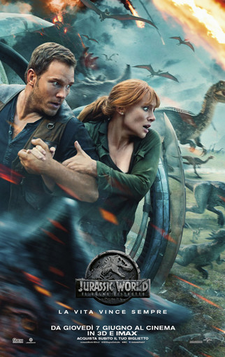 Film in programmazione al Multisala Movie Planet: sabato 21 luglio
