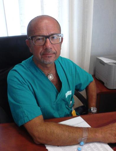 Il dottor Pietro Occhipinti