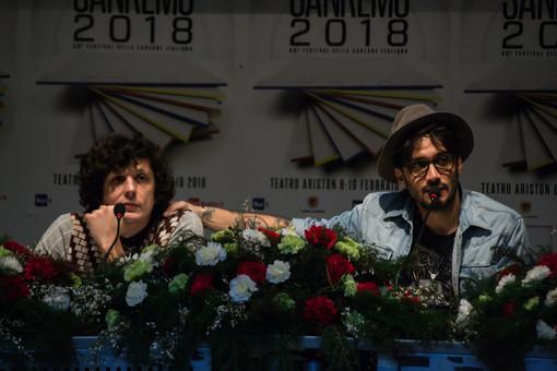 Fabrizio Moro e Ermal Meta confermano la partecipazione all'Eurovision Song Festival 2018