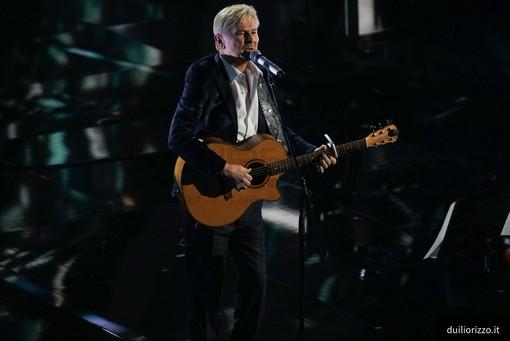 Sanremo2018, Ron vince il Premio della Critica