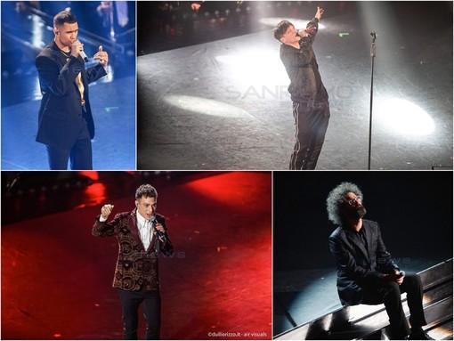 #Sanremo2019: la giuria della sala stampa (30%) manda in vetta alla classifica Cristicchi, Mahmood, Irama e Ultimo
