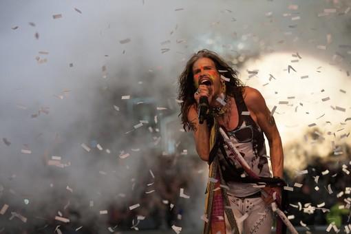 Steven Tyler il 27 luglio al Roma Summer Fest