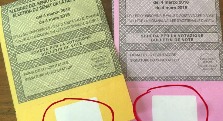 Politiche 2018: nuove schede elettorali con 'tagliando antifrode'