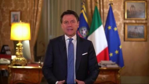 Ecco il video messaggio del premier Conte: «L'Italia non si arrende, è nel suo Dna. Vinceremo la sfida del Coronavirus»