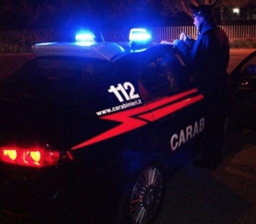 Dorno: aggredisce il padre e insulta i carabinieri, in manette un 34enne