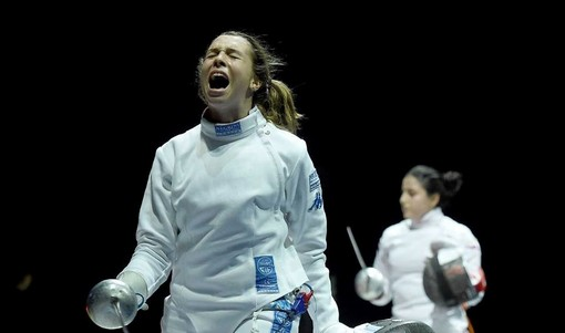 Scherma: Chicca Isola campionessa italiana