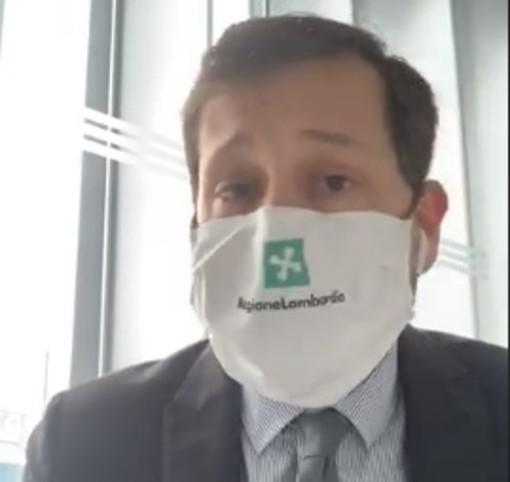 Coronavirus, un'email per la certificazione delle mascherine. Monti: «Ci servono al più presto nuovi dispositivi»