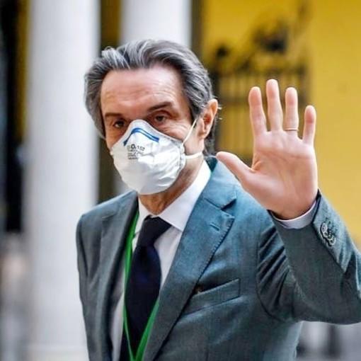 Un documento con le minacce a Fontana e alla sua famiglia depositato in Procura a Milano