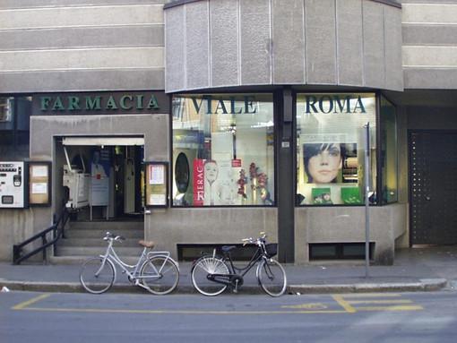 Novara: rapina in una farmacia in viale Roma