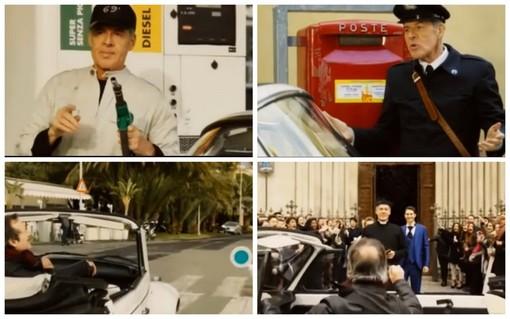 Festival di Sanremo 2019: sulle reti Rai sta girando lo spot con Baglioni e Papaleo protagonisti (Video)