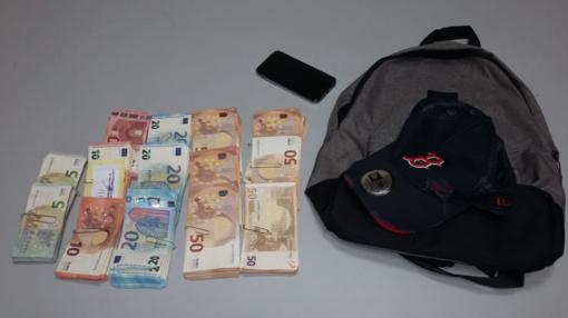 Colpo da 20mila euro in banca: arrestato un 21enne nel vercellese