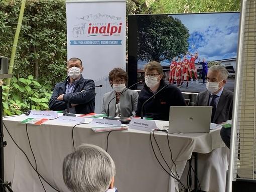 """Inalpi ha presentato il bilancio sociale 2019 (VIDEO): """"Il territorio resta la grande forza dell'azienda"""""""