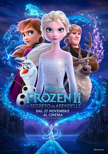 Film in programmazione al Multisala Movie Planet: lunedì 2 dicembre