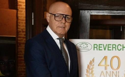 Morto Enrico Reverchon, imprenditoria in lutto