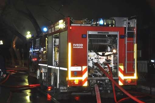 Vigevano: Bloccata la zona della stazione a causa di una tubatura del gas rotta