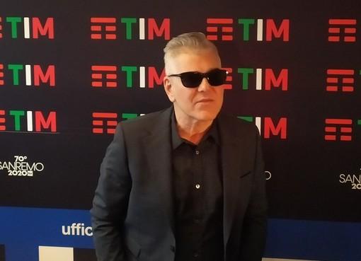 """Michele Zarrillo, veterano del Festival di Sanremo: """"Se sono qui da quarant'anni un motivo ci sarà"""""""