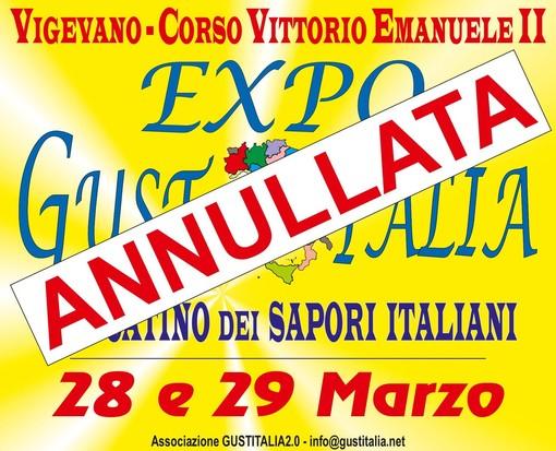 """Vigevano: annullato il tradizionale appuntamento con il mercatino enogastromomico di """"Gustitalia"""""""