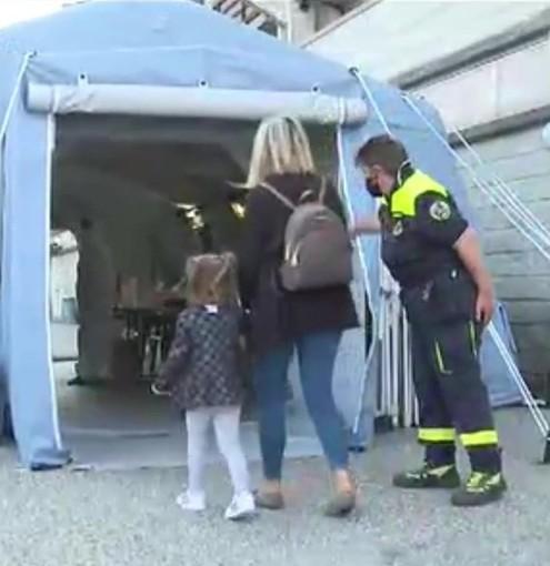 Ats Pavia: attivo da lunedì 21 settembre ancora più spazio per i tamponi massima attenzione alla popolazione pediatrica