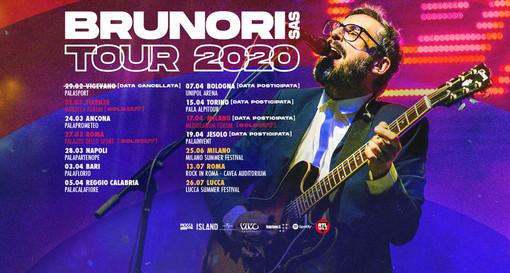 """Coronavirus, Vigevano: cancellata la data """"zero"""" del concerto di Brunori Sas"""