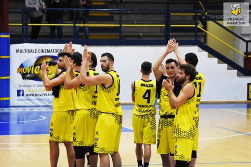Basket, due giocatori positivi al Covid-19: la Elachem Vigevano sospende le attività sportive