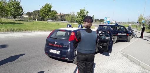 Oltrepò, controlli stradali dei carabinieri: identificate 538 persone, 28 sanzionate per violazioni delle norme anti-Covid