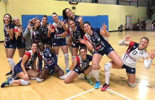 Volley B1 femminile: La Re Marcello vince e convince