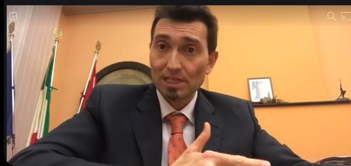 """VIDEO. Vigevano: il sindaco Sala annuncia: """"Da mercoledì inizierà la distribuzione dei buoni spesa"""""""