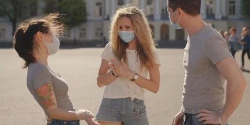 Un immagine del video dell'Istituto Superiore di Sanità