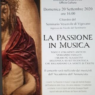 Museo del tesoro del Duomo di Vigevano: domenica 20 settembre un grande concerto per l'esposizione della Via Crucis di Giuseppe Papetti