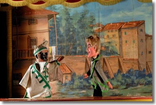 Mortara: torna il Gran Teatro dei burattini dei fratelli Niemen