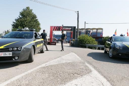 Ottobiano: la Guardia di Finanza sequestra il circuito South Kart Milano