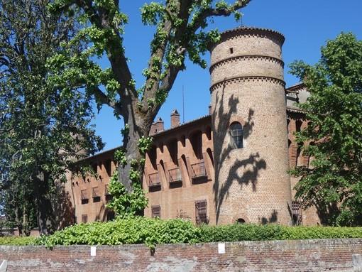Il castello di Frascarolo, ricordi del tempo antico