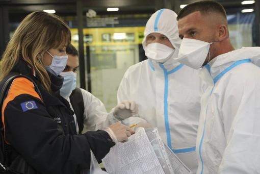Covid, nuovo record di contagi nel mondo
