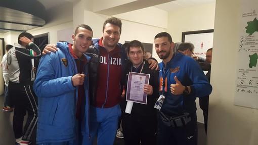 Boxe, la Costanza Mortara conquista una splendida medaglia di bronzo ai Campionati Italiani Assoluti Elite