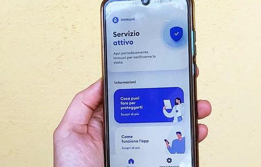 Da lunedì la app Immuni operativa in tutta Italia