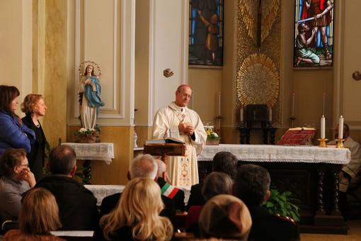 Mede: la Santa Messa della Giornata Mondiale del Malato celebrata nel reparto di cure palliative dell'ospedale San Martino