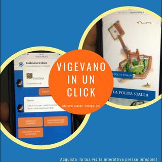 """Arrivano i tour interattivi """"Vigevano in un click"""""""