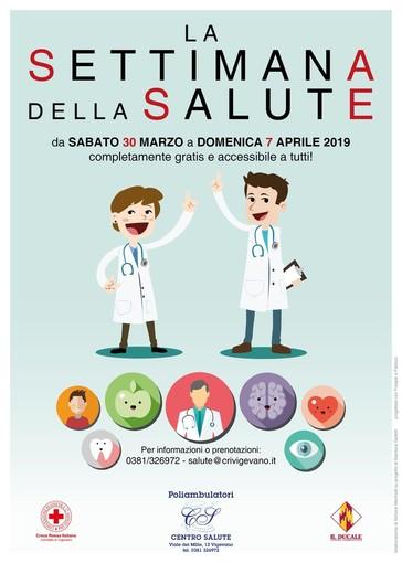 """Vigevano: terza edizione della """"Settimana della salute"""", visite specialistiche, informazione e formazione"""